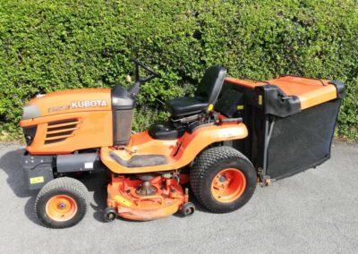 Kubota G23 Lawn Tractor £5,100